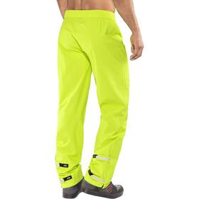 Protective Seattle Spodnie przeciwdeszczowe Mężczyźni, neon green